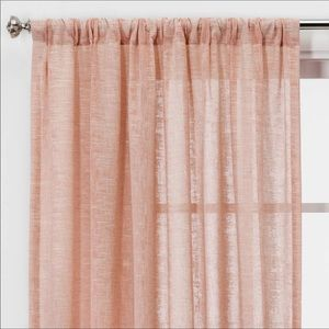 Richter Clipped Sheer Curtain Panel Project 62™